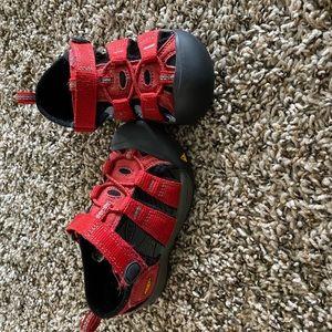 Keen Toddler Sandals size 7